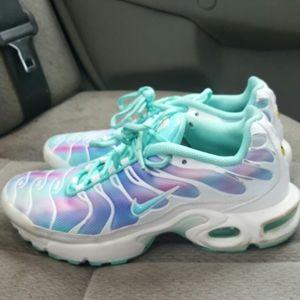 Nike Air Max TN plus sneakers women's sz 8